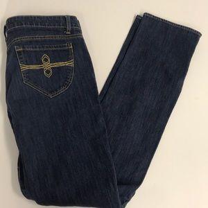 Jordache Sienna Skinny Jeans - Size 14